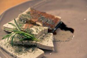 tofu tallrik
