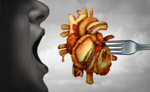 frossa i mättat fett