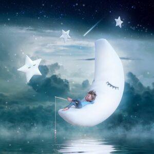 sova måne