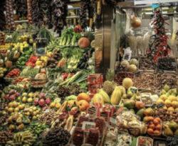 frukt grönsaker handel